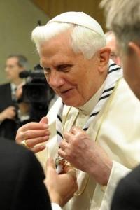 Pope Benedict XVI, scout